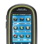 Magellan eXplorist 610 Handheld GPS with Topographic Maps