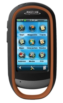 Magellan eXplorist 710 Handheld GPS with Street and Topographic Maps