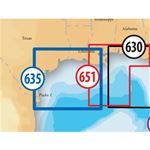 Navionics Platinum Plus XL 635P+ - West Gulf of Mex. on SD