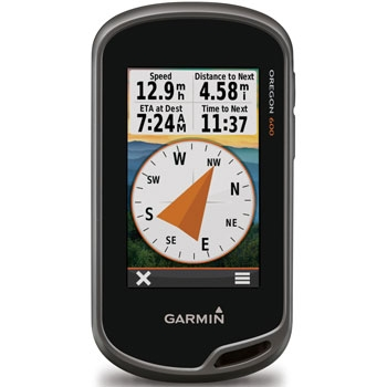 Garmin Oregon 600 24K Topo Bundle