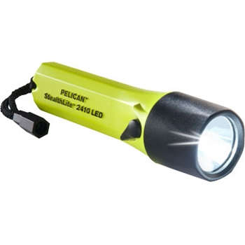 Pelican StealthLight LED 2410 Flashlight  - Yellow