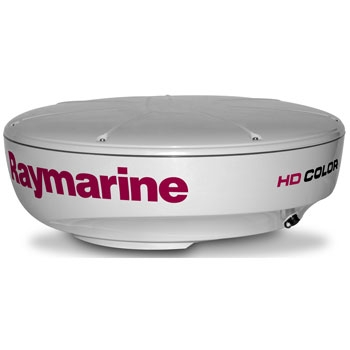 Raymarine RD424HD 4KW HD Radome with Cables