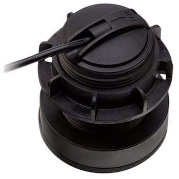 Raymarine CPT-S High Frequency 12° Plastic Thru Hull CHIRP Transducer