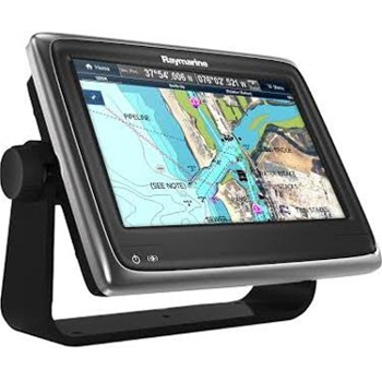 Raymarine a95 GPS with Wi-Fi and US Coastal Charts