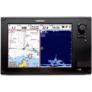 Simrad NSS12 Touch Screen Navigation System