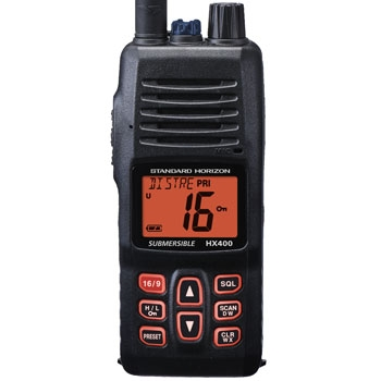 Standard Horizon HX400is Intrinsically Safe Handheld VHF