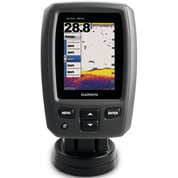 Garmin echo 301c Color Fishfinder