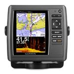 Garmin echoMap 50dv with US Lakes and Transducer
