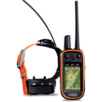 Garmin Alpha 100 GPS Dog Track and Train with TT10
