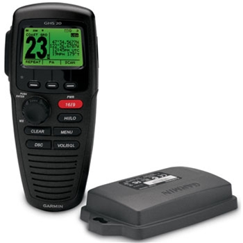Garmin GHS 20 Wireless VHF Handset with GWH 20 Bundle