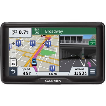 Garmin Nuvi 2757LM With Lifetime Maps