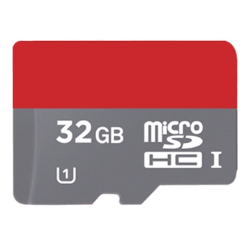 32GB Class 10 microSDHC with SD Adapter Blank