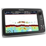 Raymarine c127 Chartplotter with US Coastal Charts and Sonar
