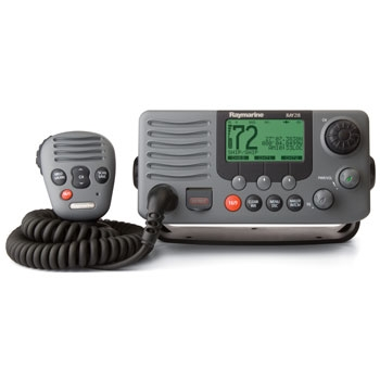 Raymarine Ray218 VHF with DSC