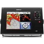 Simrad NSS8 Touch Screen GPS Fishfinder Combination