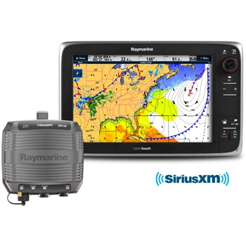 Raymarine SR150 Weather and Radio Receiver