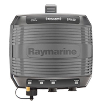 Raymarine SR150 With SRA40 Weather and Radio Receiver