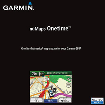 Garmin Update microSD/SD Card 2014 for City Navigator NT N. America