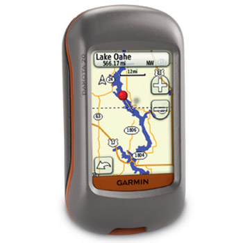 Garmin Dakota 20 Touch Screen Handheld GPS