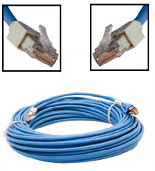 Furuno 2M Lan Cable with RJ45 Connections