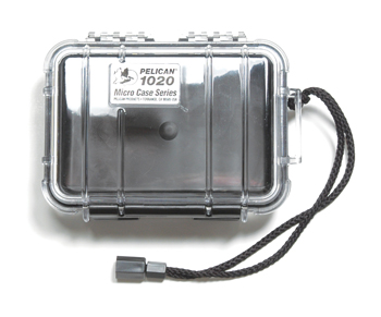 Pelican Micro Case 1020 - Black