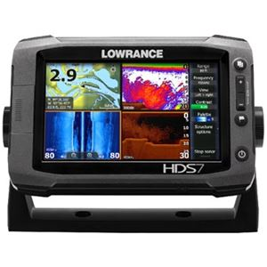 lowrance hds 7 gen2 touch with 83 200 and structure scan transducer. Black Bedroom Furniture Sets. Home Design Ideas