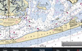 Garmin Bluechart G3 Raster Cartography