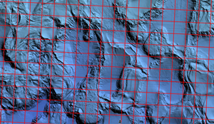 Premium Standard Mapping Offshore Field Lease Blocks Image