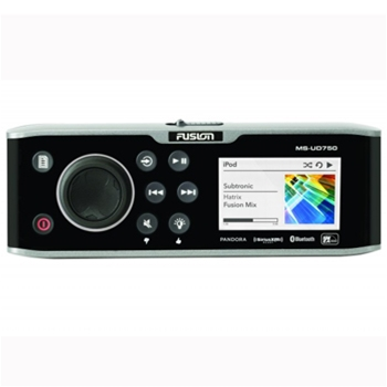 Fusion UD755 Marine Stereo with Uni-Dock