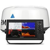 Garmin GPSMAP 1042xsv and GMR 18xHD Radar Bundle